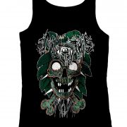 """Don't Try This"" Tank ""Skull"""